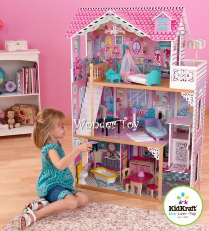 Кукольный домик Kidkraft Annabelle 65079