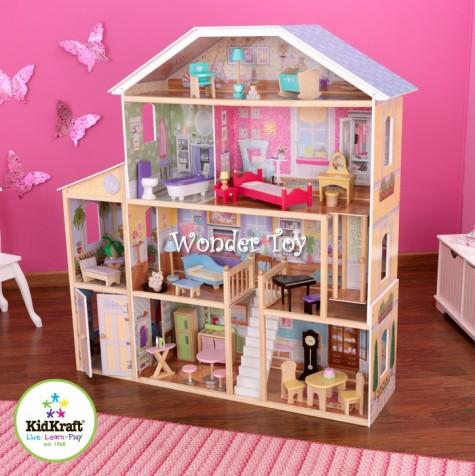 Кукольный домик Kidkraft Majestic Mansion 65252