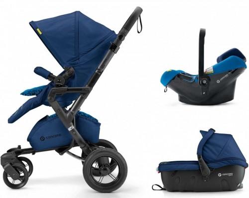 3в1 Concord Neo Travel Set цвет Snorkel Blue