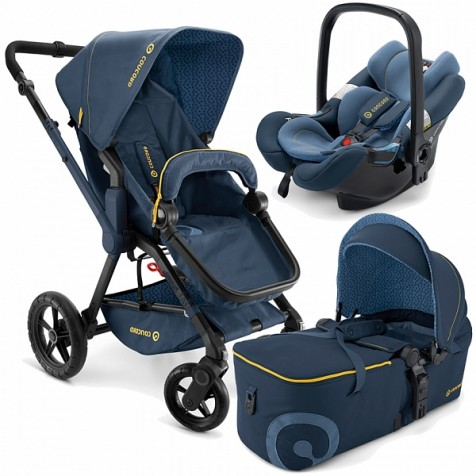 Concord Wanderer Mobility Set цвет Denim Blue