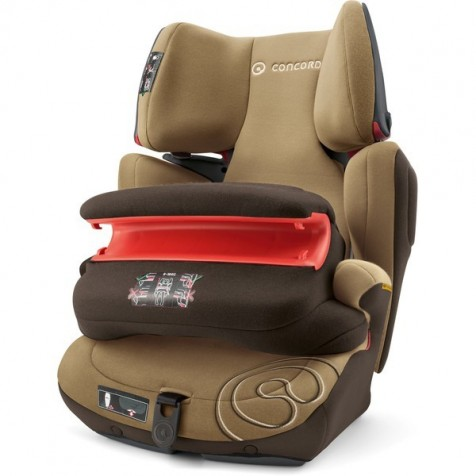 Concord Transformer Pro Isofix Walnut Brown
