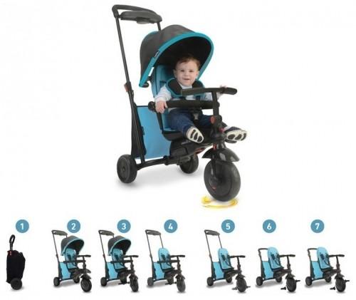 Smart Trike Folding Trike 500 7в1 Blue