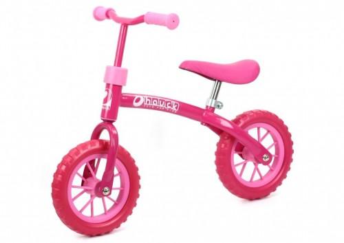 Hauck E-Z Rider 10  Bubble Pink