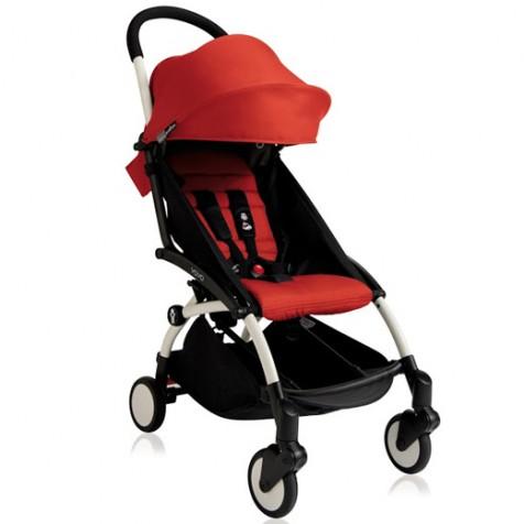 BabyZen Yoyo Plus цвет Red