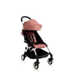 Прогулочная коляска BABYZEN YOYO Plus 6+ шасси White