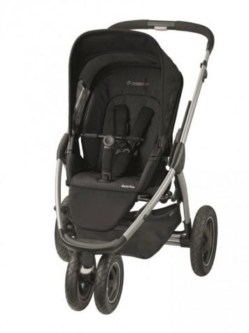 Пргулочная коляска Maxi-Cosi Mura Plus 3 kol. Crystal Black