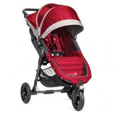 Прогулочная коляска BabyJogger CITY MINI   CRIMSON/GRAY