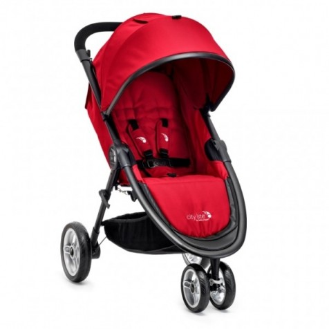 Baby Jogger City Lite цвет Red