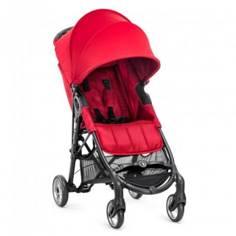 Прогулочная коляска Baby Jogger City Mini Zip 2019 цвет RED