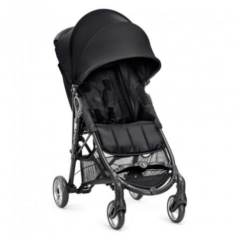 Прогулочная коляска Baby Jogger City Mini Zip 2019 цвет BLACK