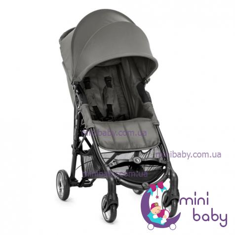 Прогулочная коляска Baby Jogger City Mini Zip 2019 цвет STEEL GRAY