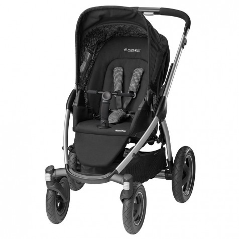 Maxi Cosi Mura Plus 4 Special Digital цвет Black