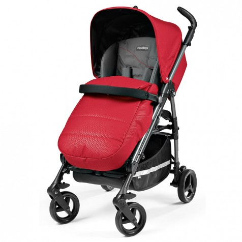 Peg Perego Si Completo цвет Bloom Red