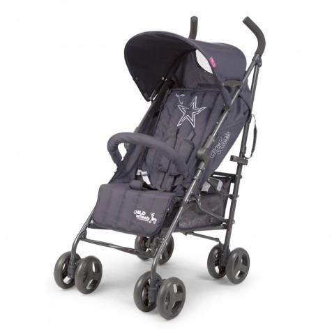 Прогулочная коляска Child Wheels Multi Pos kol. Anthracite