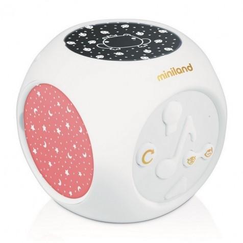 Музыкальная шкатулка/Музыкальный проектор со звуковым датчиком Dreamcube Magical