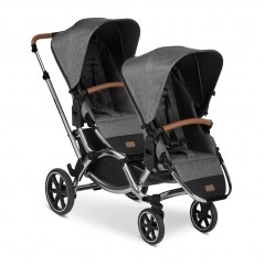 Прогулочная коляска для двойни ABC Design Zoom Diamond Edition 2020
