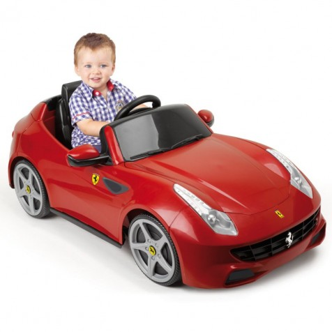 Автомобиль Feber Ferrari FF 6V 7680
